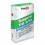 Sopro - flexible adhesive mortar with the TR 414 route