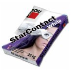 Baumit - StarContact White adhesive and putty mortar