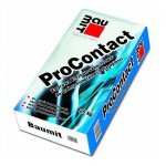 Baumit - ProContact adhesive and putty mortar